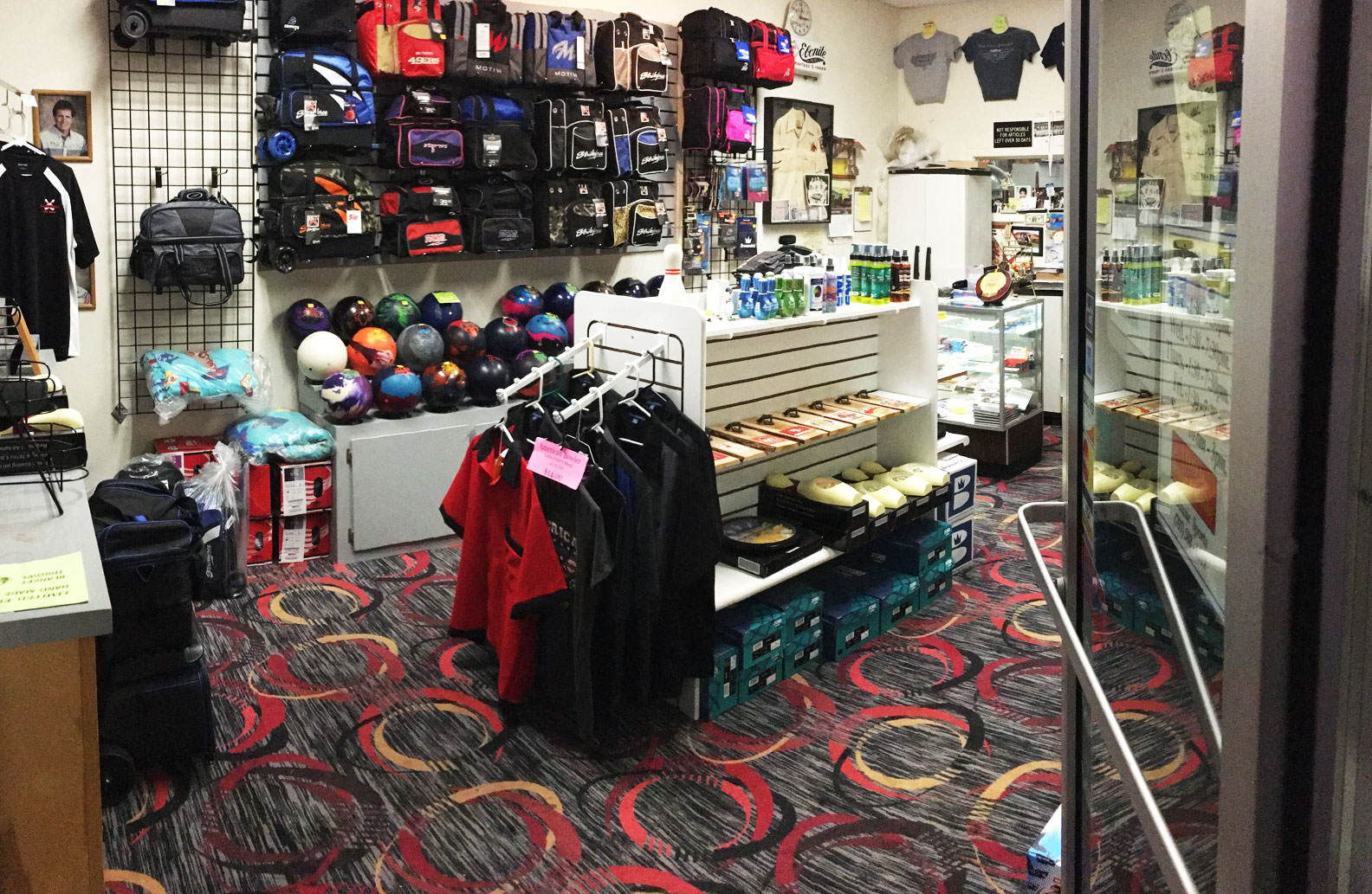 Double Decker Lanes Pro Shop
